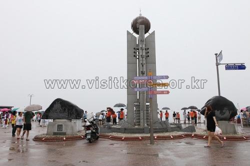 보령 시민탑광장