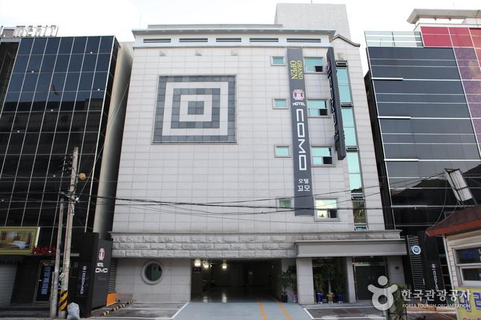 Suwon Hotel Como - Goodstay (호텔꼬모 [우수숙박시설 굿스테이])