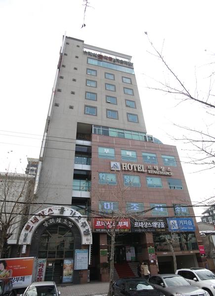 비즈니스 호텔 르네상스[한국관광품질인증/Korea Quality]