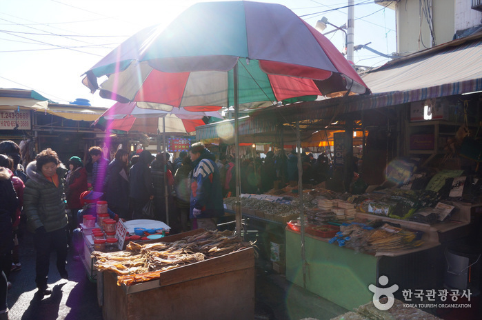 釜山札嘎其市場(부산 자갈치시장)17