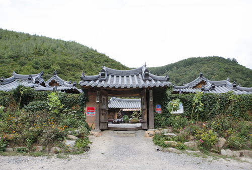Taebaek Traditional Korean Guesthouse  ([한옥스테이]태백산한옥펜션)