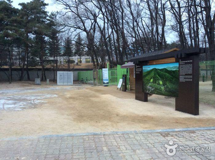 Heolleung / Illeung (Heonilleung) [UNESCO Weltkulturerbe] (서울 헌릉과 인릉 [유네스코 세계문화유산])