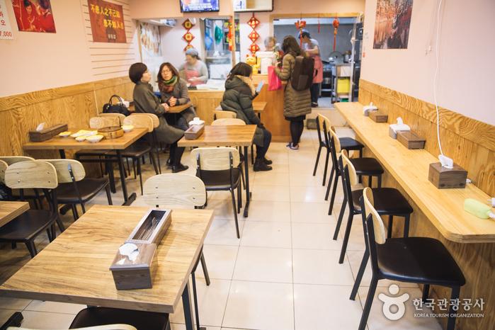 Ресторан Goobok Mandu (구복만두)5
