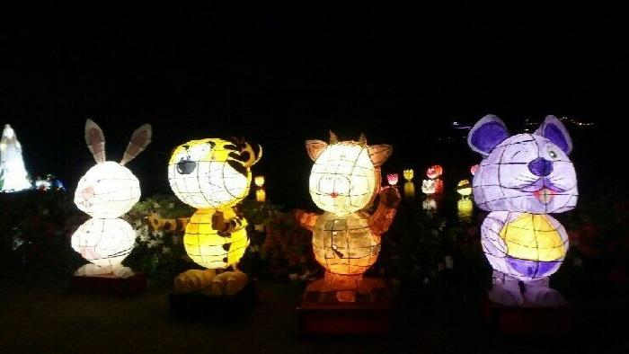 해인연등축제 2017  사진13