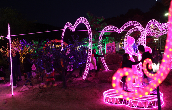 허브아일랜드 불빛동화축제 2018  사진10