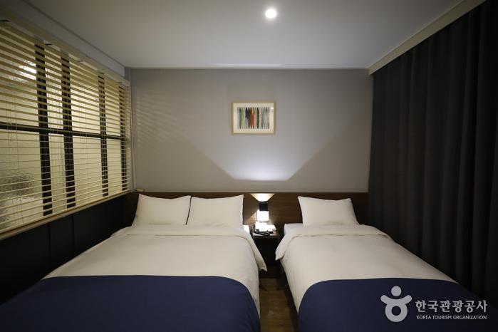 Indy Hotel Guesthouse [Korea Quality] / 인디호텔게스트하우스 [한국관광 품질인증]