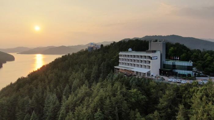 亚洲湖畔家庭酒店[韩国旅游品质认证](아시아레이크사이드 호텔[한국관광품질인증/Korea Quality])