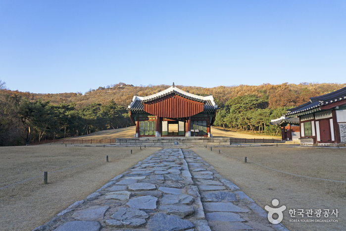 金浦章陵 [UNESCO世界文化遺產]<br>(김포 장릉 [유네스코 세계문화유산])