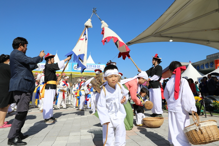[文化観光祭り] 鎮安紅参祭り([문화관광축제] 진안 홍삼축제)