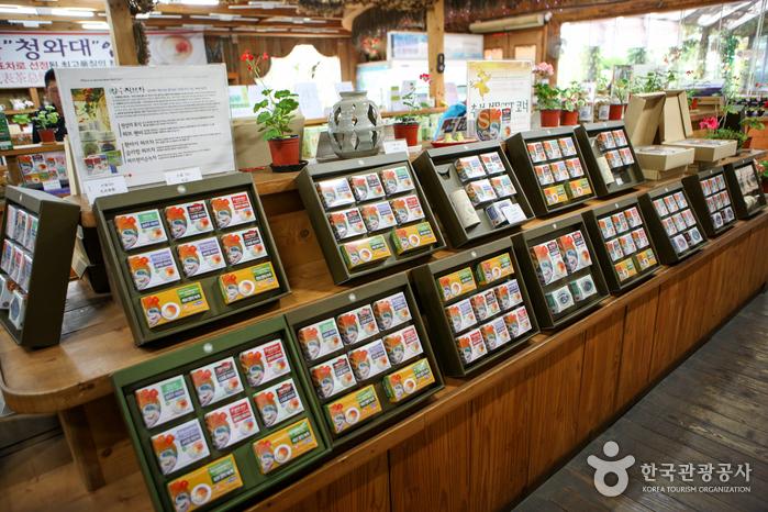 Sangsoo Herb Land (상수허브랜드)