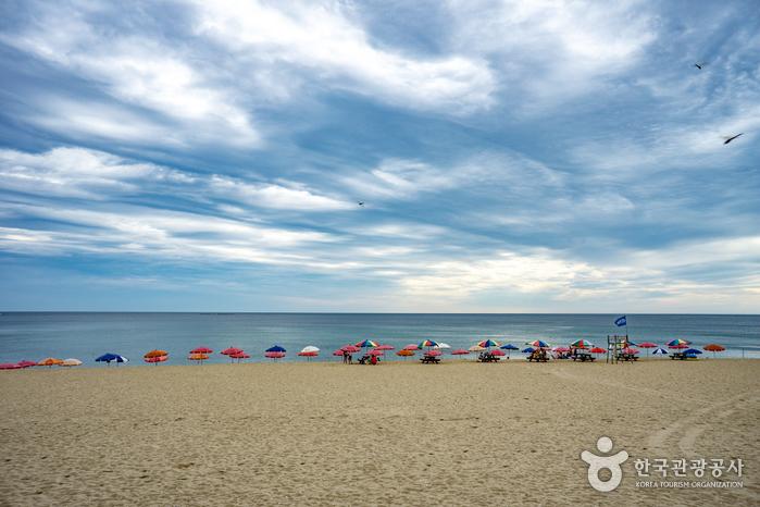 Strand Mangsang (망상해변)