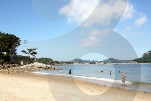 '신선이 노닐던 섬' 선유도에 자리한 해수욕장