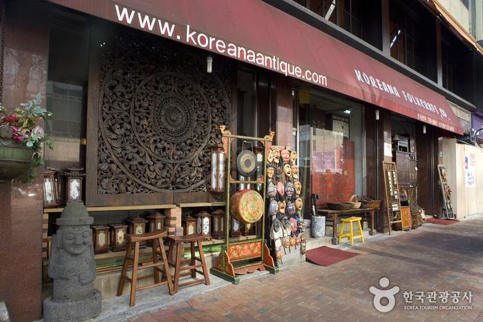 コリアンアンティーク(코리아나엔틱/Koreana Antique.co)