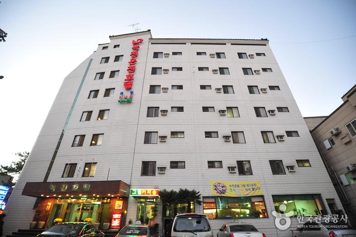 Nokcheon Hotel - Goodstay (녹천온천호텔 [우수숙박시설 굿스테이])
