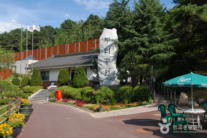 Ppuri Park (뿌리공원)