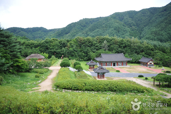 Birthplace of Nongae (논개생가)