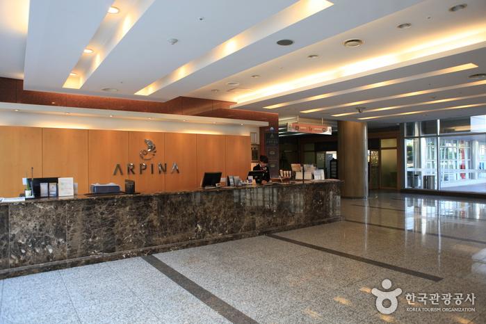 Busan Arpina (부산관광공사 아르피나)
