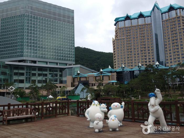 High1 Hotel (하이원호텔)