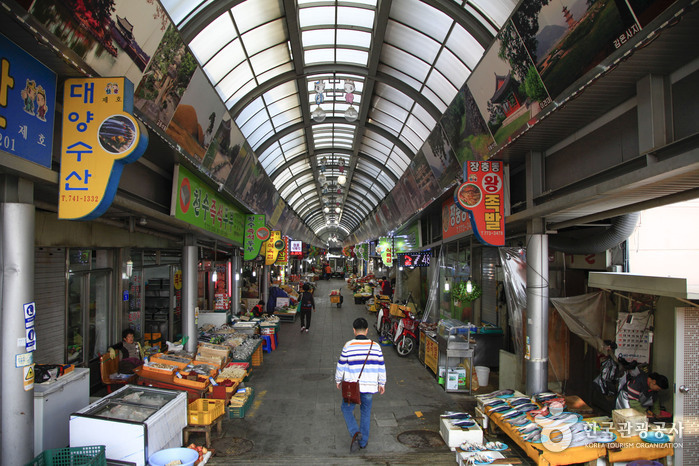 Gyeongju Seongdong Market (경주 성동시장)