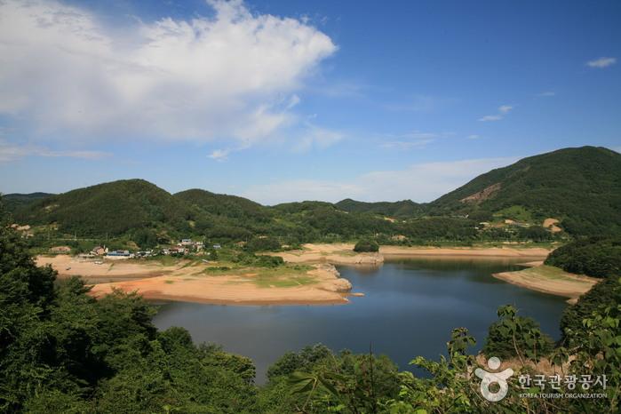Okjeongho Lake (옥정호-물안개길)