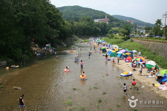 Sudong National Tourist Park (수동국민관광지)