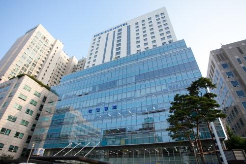 Value Hotel Worldwide High End - Goodstay 하이엔드호텔 [우수숙박시설 굿스테이]