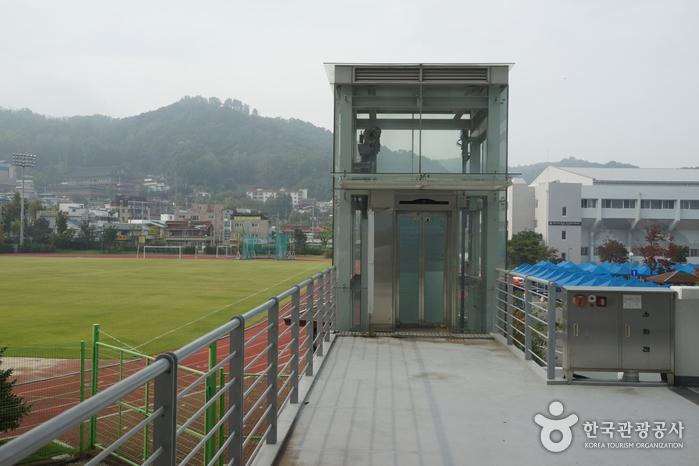 ハンバッ総合運動場(한밭종합운동장)