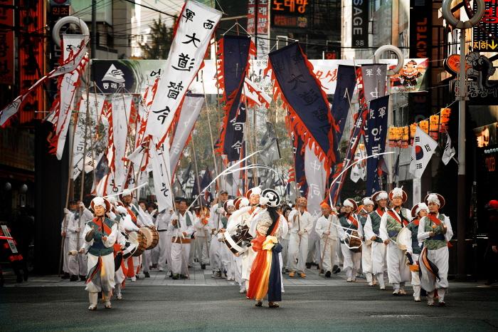 동래읍성 역사축제 2018