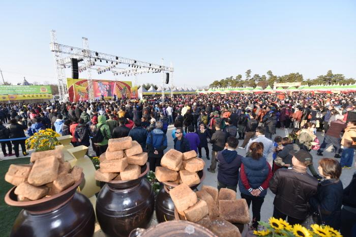 坡州長湍豆祭り(파주장단콩축제)
