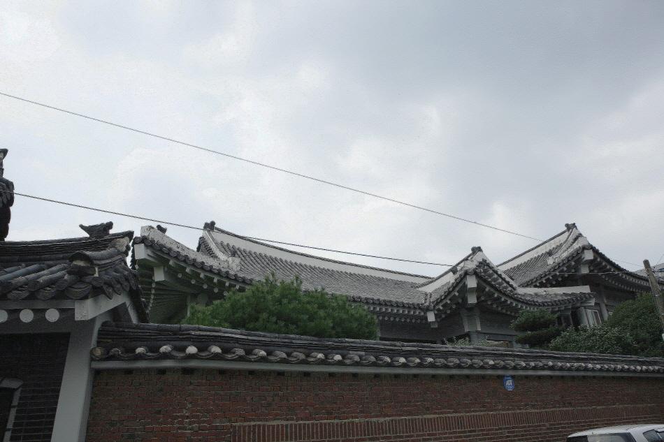 고위 공무원의 관사 터에 있는 옛 금호문화회관