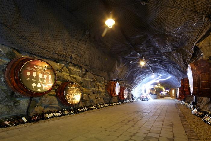 Gwangmyeongdonggul Cave (광명동굴)