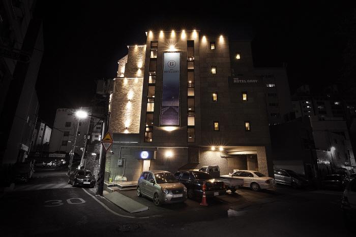 Hotel Gray (Nampo) (호텔그레이 남포)