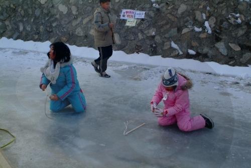 Daegwallyeong Snow Festival (대관령 눈꽃축제)