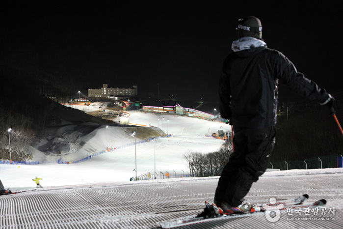 O₂Ski-Resort (오투리조트 스키장)