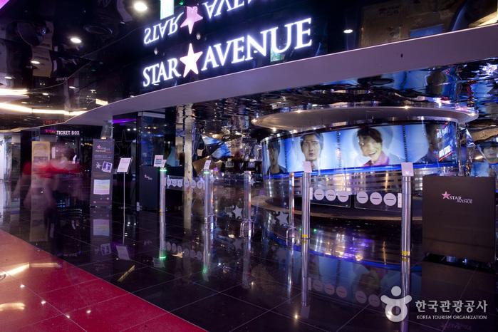 Star Avenue (Lotte World) (롯데월드 스타에비뉴)