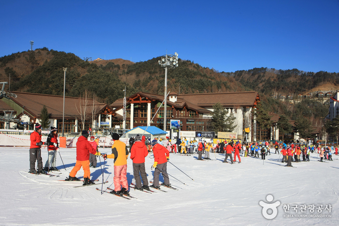 Yongpyong Resort (용평리조트)