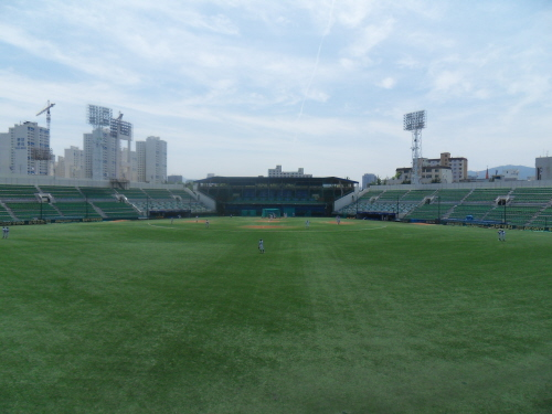 Daegu Citizen Stadium (Baseball Stadium) (대구시민운동장(야구장))