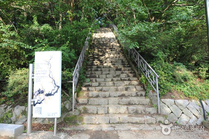 Gipfel Wansanchilbong (Wansan-Park) (완산칠봉(완산공원))