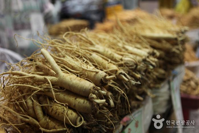 慶北栄州 豊基高麗人参祭り(경북영주 풍기인삼축제)
