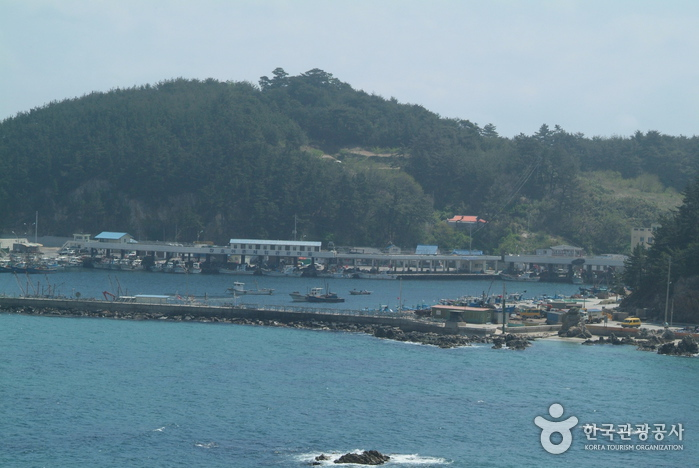 Janghohang Port (장호항)
