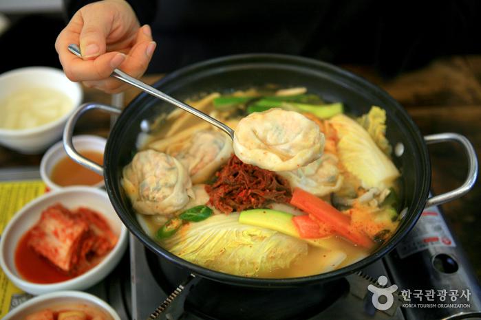 Gaeseong Mandu Koong (개성만두 궁)