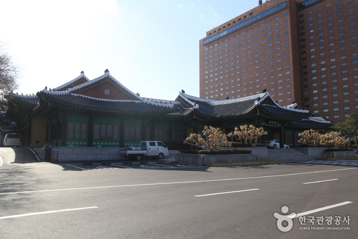 Hotel Shilla (Seoul) (신라호텔(서울))