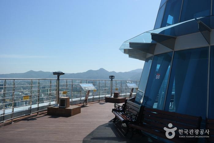 Парк Сачжик в Кванчжу (사직공원(광주))10