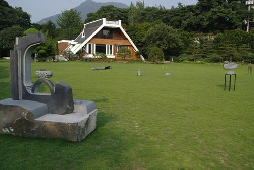 Буддийский храм Хонпопса в Пусане (홍법사 (부산))2