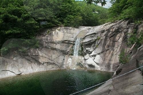 Hobakso Pond (시례 호박소)