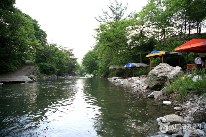 Nationaler Touristenpark Sudong (수동국민관광지)