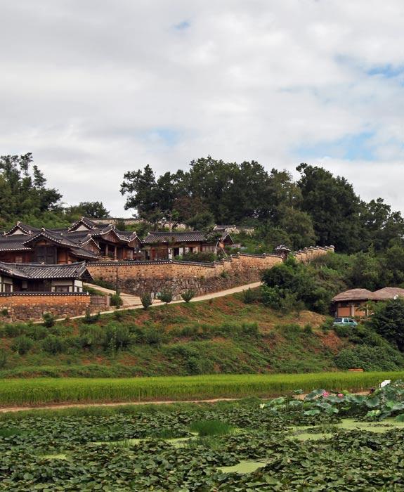 세계문화유산에 이름 올린 양반마을
