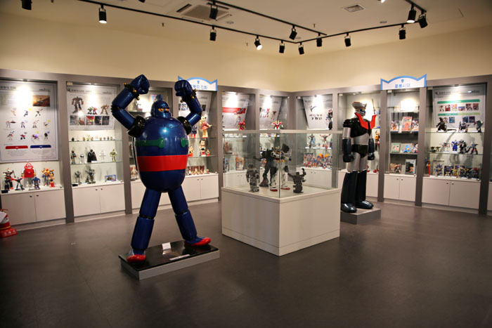 Robot Studio (토이로봇관)