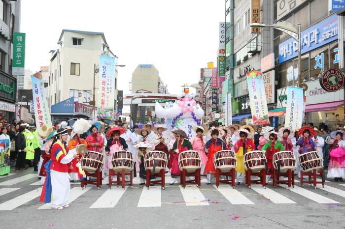 井邑詞文化祭り(정읍사문화제)