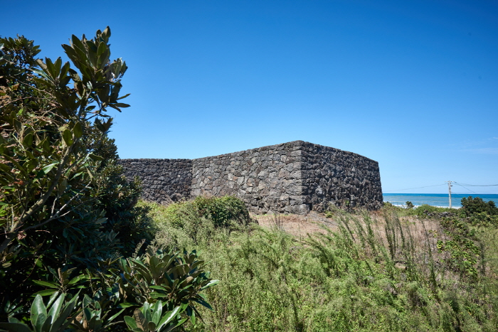 Festung Byeolbangjin (별방진)